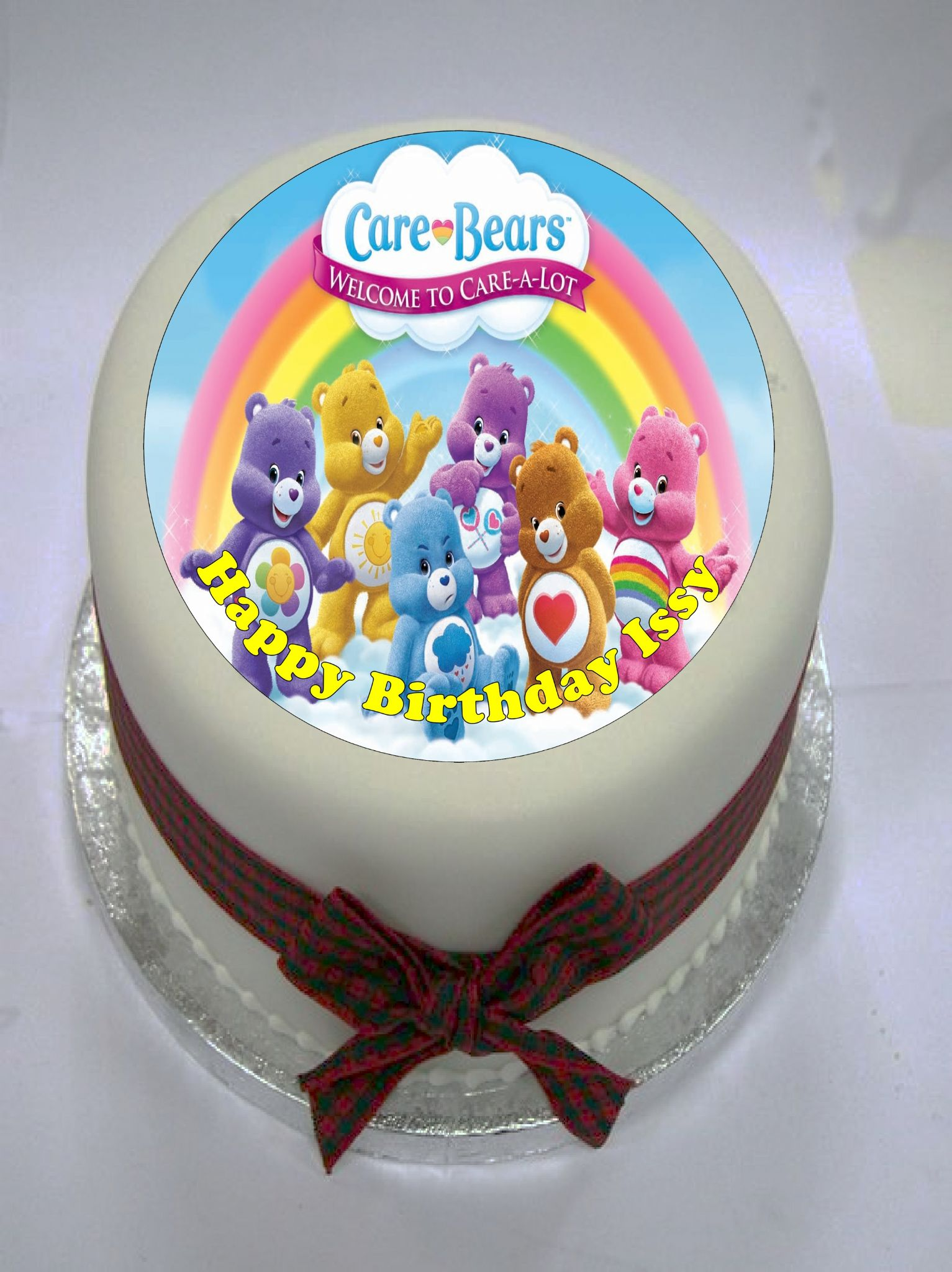 Cake Toppers Edible Uk : Care Bears Edible Cake Topper